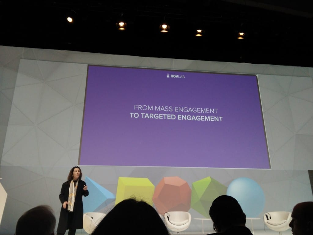 From mass engagement to targeted engagement