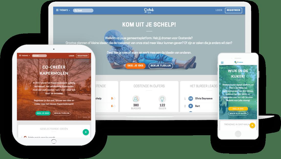 public consultation platform