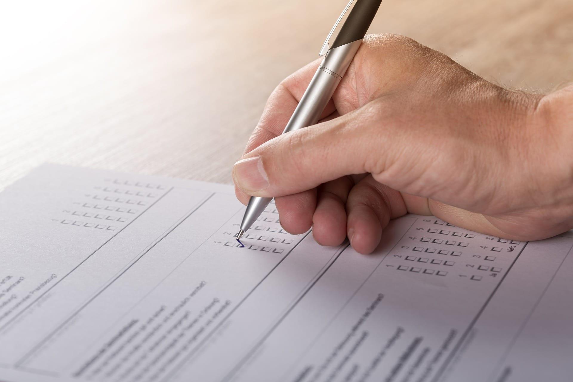 Die Umfrage – Instrument der Bürgerbeteiligung?