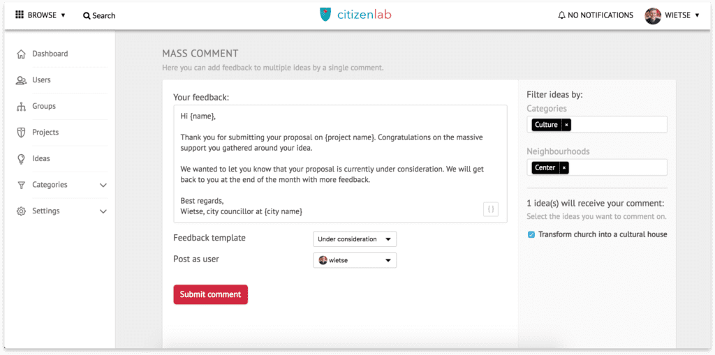easy-feedback-citizenlab