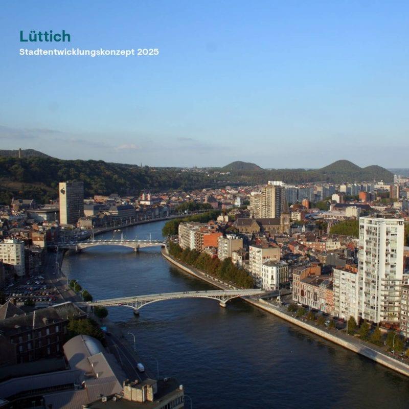 Wie Lüttich in weniger als 4 Monaten 95.000 Stimmen auf seiner Bürgerbeteiligungsplattform gesammelt hat