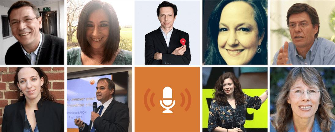9 podcasts sur la Civic Tech à écouter en 2017