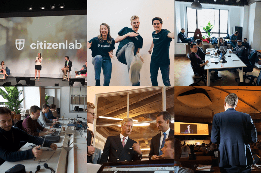 CitizenLab 2017 in review