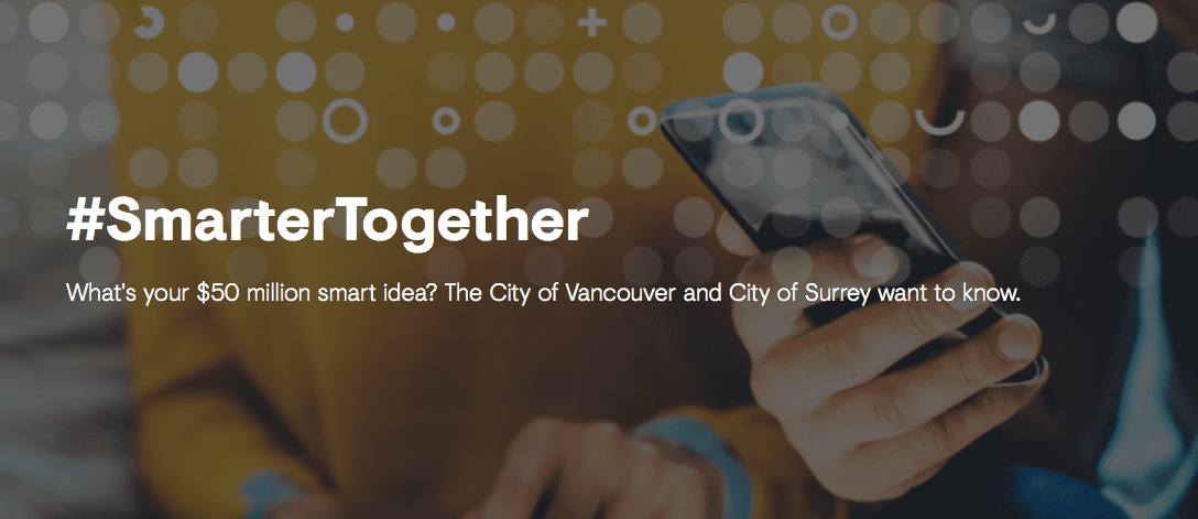 Vancouver Chose Citizenlab for its Smart City Strategy