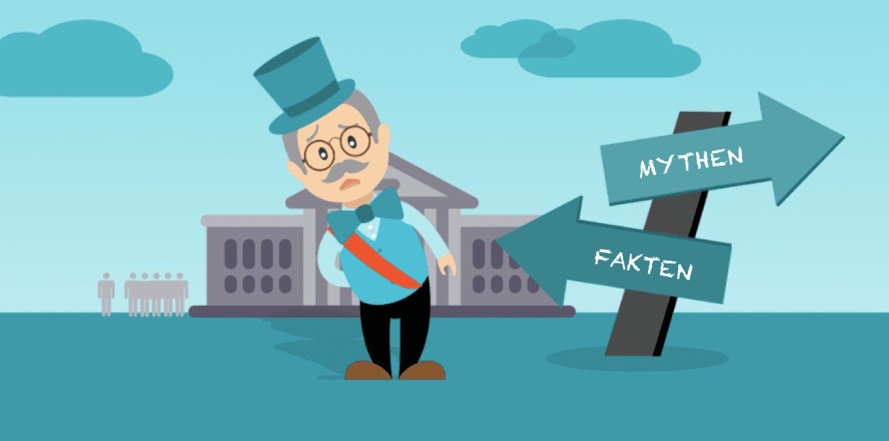 Die fünf häufigsten Mythen über Bürgerbeteiligung