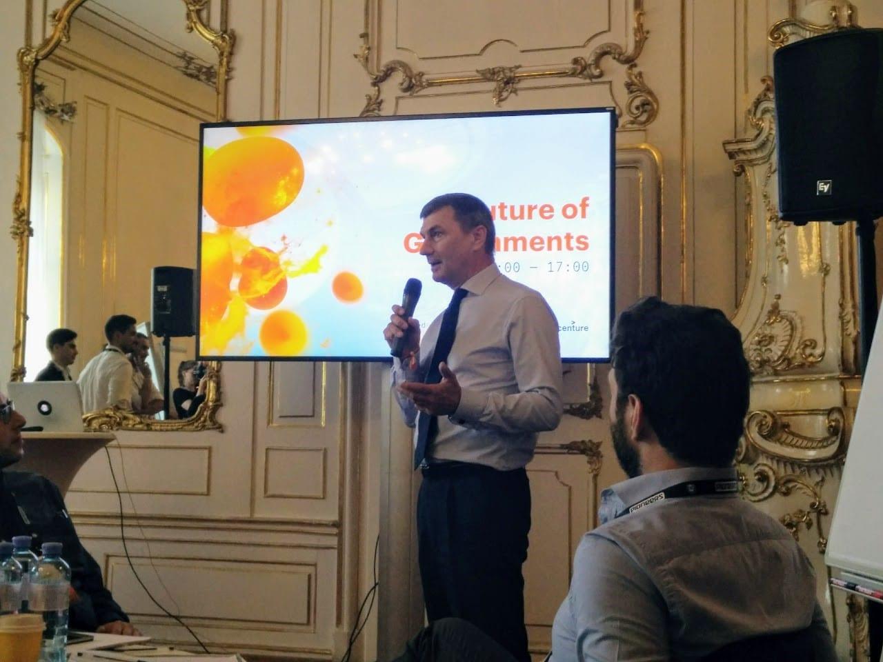 Die Zukunft des E-Government: wesentliche Schlussfolgerungen vom Pioneers Festival Wien 2017