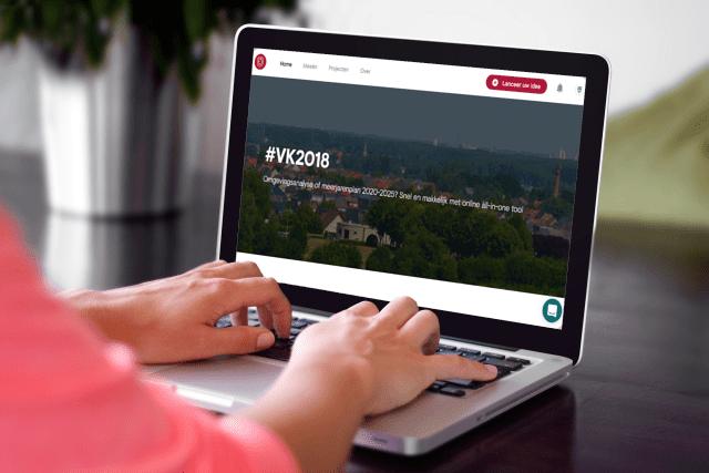 Online platform vergemakkelijkt inspraak bij Omgevingsanalyse
