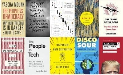 10 Must-Read Books about Digital Democracy