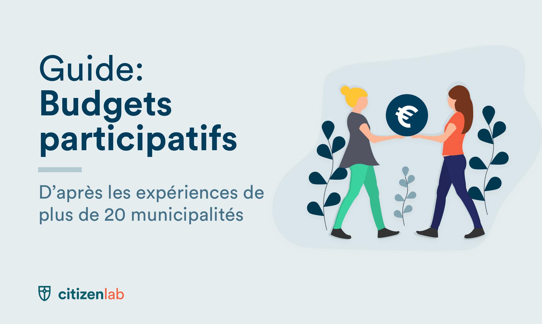 budgets participatifs