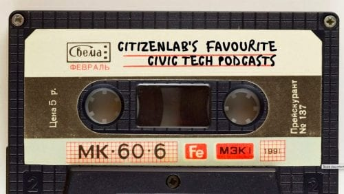 18 civic tech podcasts you should be listening to [Updated]