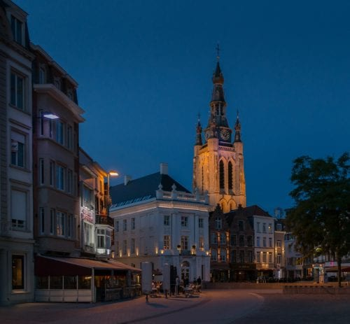 Case Study: citizen participation in Kortrijk