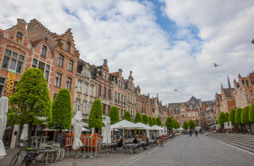 Case Study: a tidal wave of ideas in Leuven