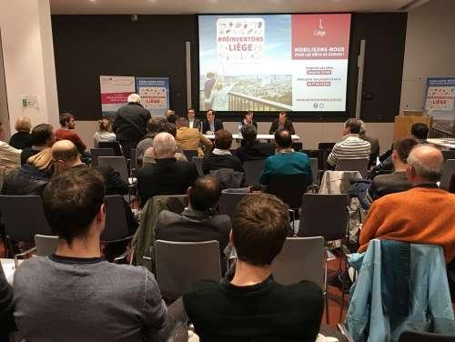 Liège dociera do 14% swoich mieszkańców dzięki CitizenLab