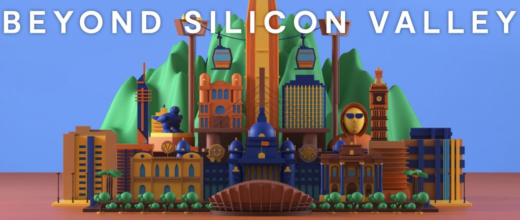 silicon valley illustration